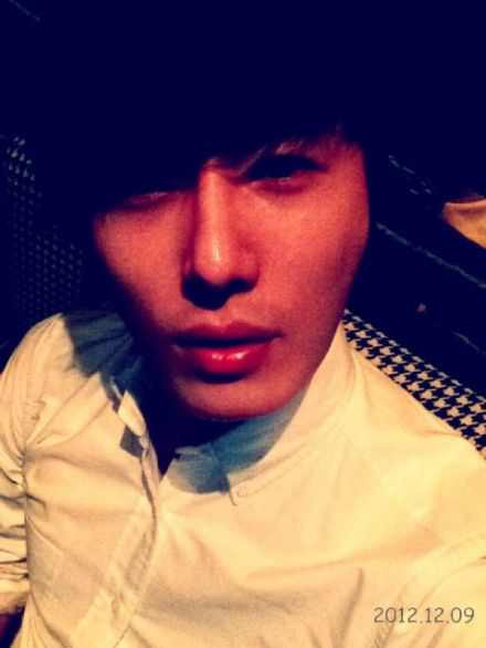 Jung II-woo at Taiwan's Fan Meeting 2012 12 8 JIW's SOcial Media Posts00003