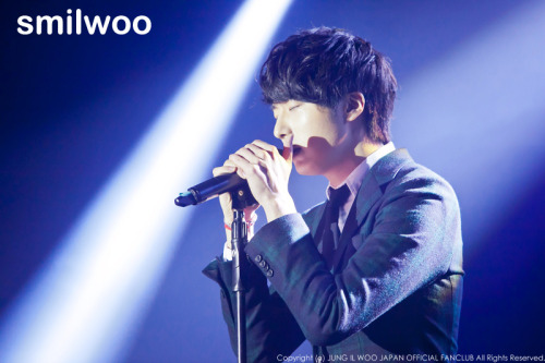 Jung II-woo at Taiwan's Fan Meeting 2012 12 8 Singing 00026