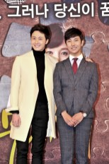 2013 10 31 Jung II-woo in the Golden Rainbow Press Conference 00055