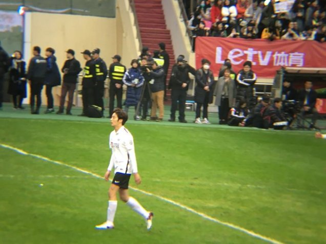 2016 1 10 Jung II-woo at the Asian Smile Cup11
