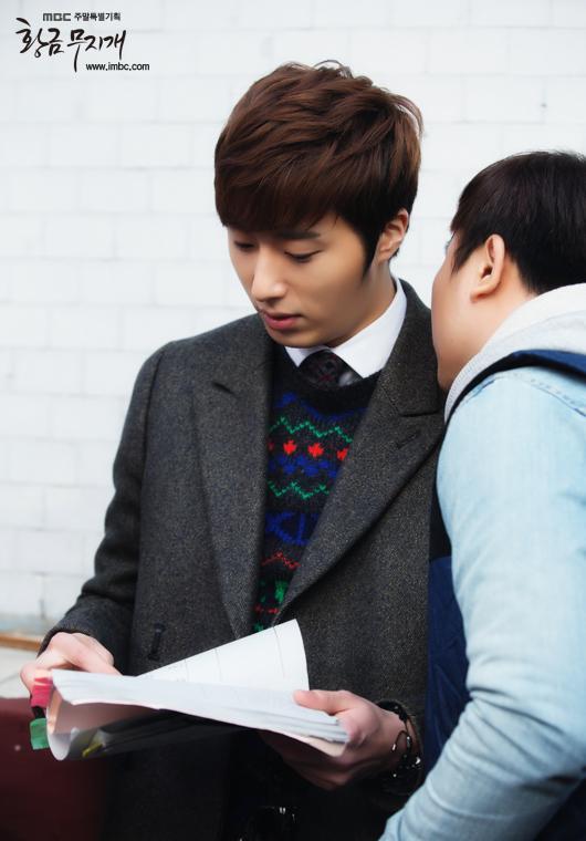 Jung II-woo in Golden Rainbow Ep 12 2013 00012