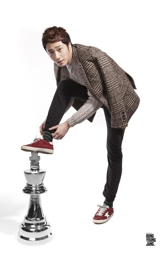 Jung Il-woo by Bong Young Jang. Naver 2015 12