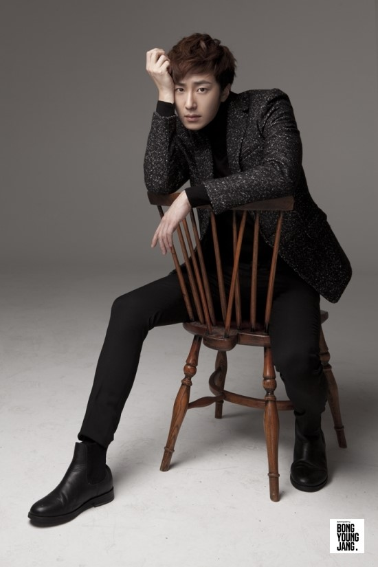 Jung Il-woo by Bong Young Jang. Naver 2015 5