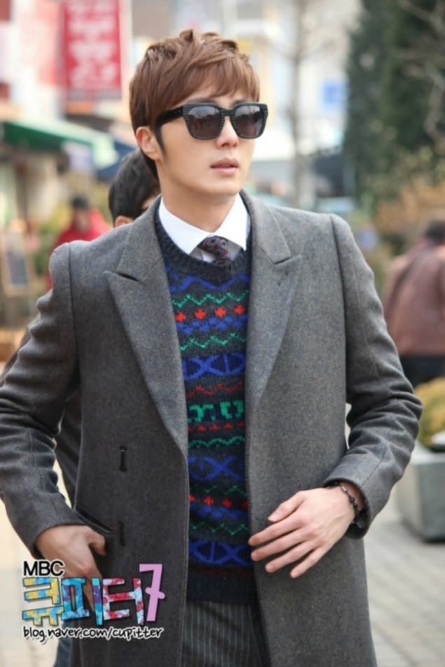 Jung Il-woo in Golden Rainbow Ep 12 C7