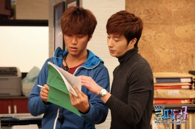 Jung Il-woo in Golden Rainbow Ep 14 C1