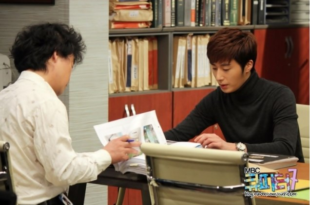 Jung Il-woo in Golden Rainbow Ep 14 C13