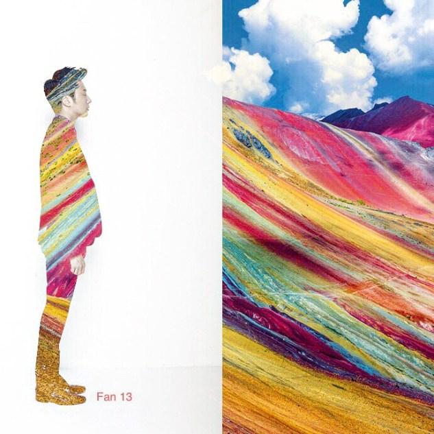Rainbow Ilwoo by Fan 13 4