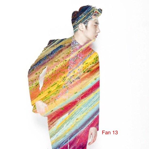 Rainbow Ilwoo by Fan 13 8