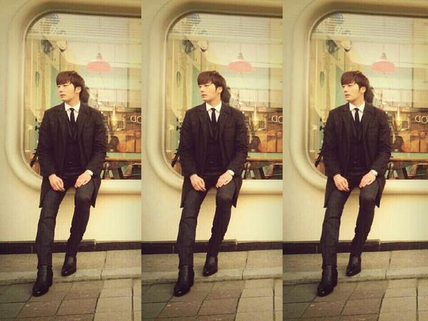 2014 02  Jung II-woo in photos he posted in various social media accounts. 20.jpg