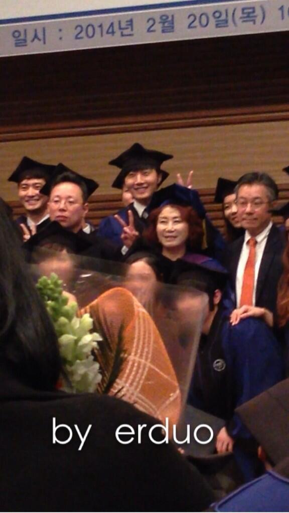 2014 2 20 Jung II-woo Graduation Extras 3