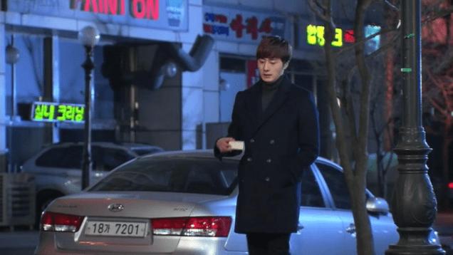 2014 Jung II-woo in Golden Rainbow Episode 24 8
