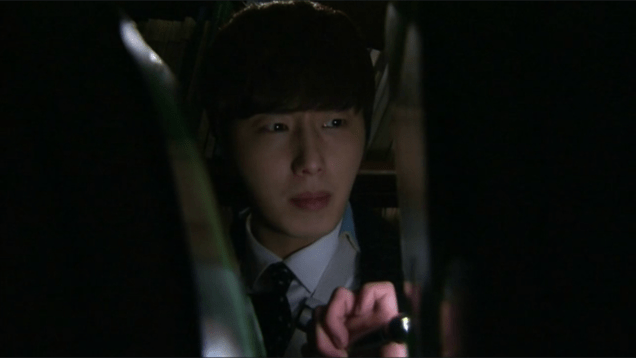 2014 Jung II-woo in Golden Rainbow Episode 26 2