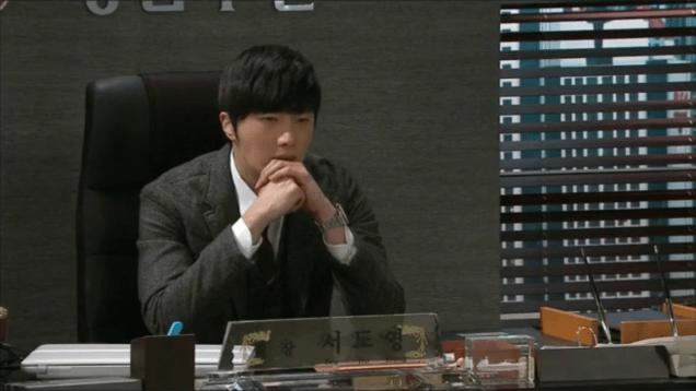 Jung II-woo in Golden Rainbow Episode 33 March 2014 32