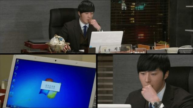 Jung II-woo in Golden Rainbow Episode 34 March 2014 21