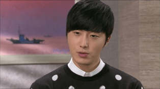 Jung II-woo in Golden Rainbow Episode 34 March 2014 9
