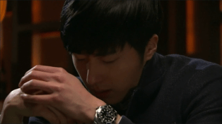 Jung II-woo in Golden Rainbow Episode 35 March 2014 5