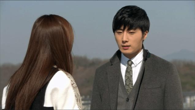 Jung II-woo in Golden Rainbow Episode 37 March 2014 22