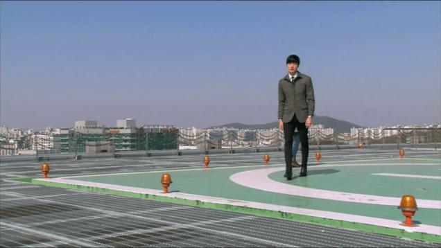 Jung II-woo in Golden Rainbow Episode 37 March 2014 8