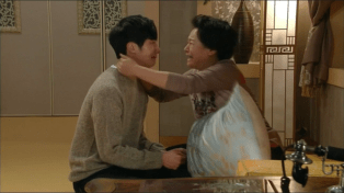 Jung II-woo in Golden Rainbow Episode 38 March 2014 21