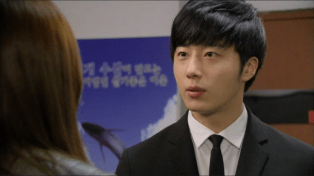 Jung II-woo in Golden Rainbow Episode 38 March 2014 25