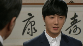 Jung II-woo in Golden Rainbow Episode 39 March 2014 2