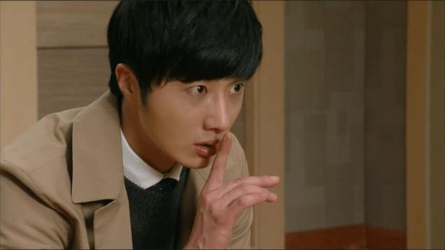 Jung II-woo in Golden Rainbow Episode 39 March 2014 29