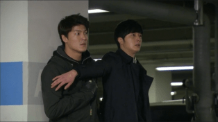 Jung II-woo in Golden Rainbow Episode 40 March 2014 22
