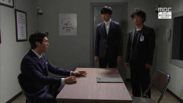Jung II-woo in Golden Rainbow Episode 41 4