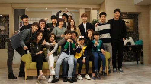 Jung II-woo in Golden Rainbow Last Days of Shooting 5
