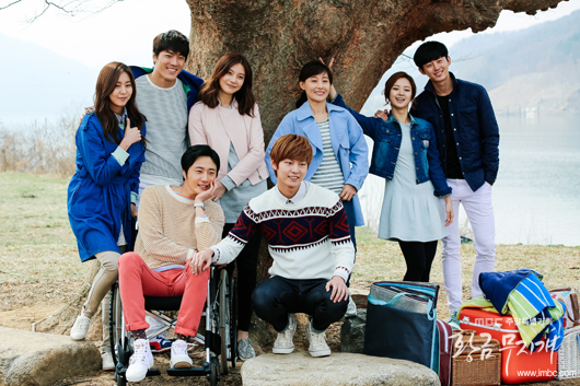 Jung II-woo Last Days of Shooting Golden Rainbow Part 2 3