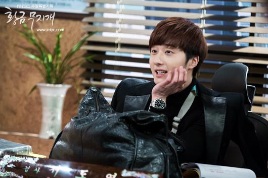 Jung Il-woo in BTS Golden Rainbow Episode 25 5