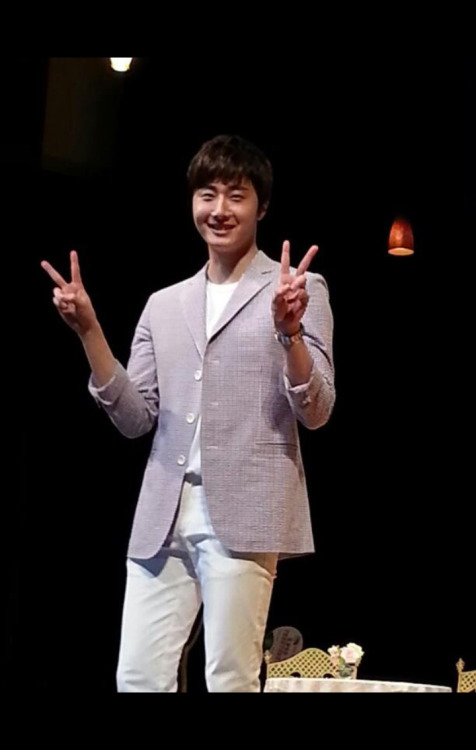 2014 6 7 Jung II-woo in Osaka Fan Meet Ilwoo Together 1