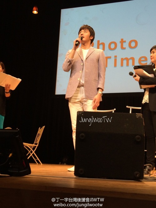 2014 6 7 Jung II-woo in Osaka Fan Meet Ilwoo Together 6