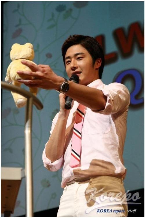 2014 6 8 Jung II-woo in Tokyo Fan Meet Ilwoo Together 10