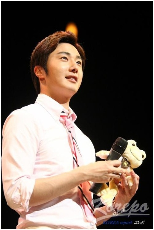 2014 6 8 Jung II-woo in Tokyo Fan Meet Ilwoo Together 6
