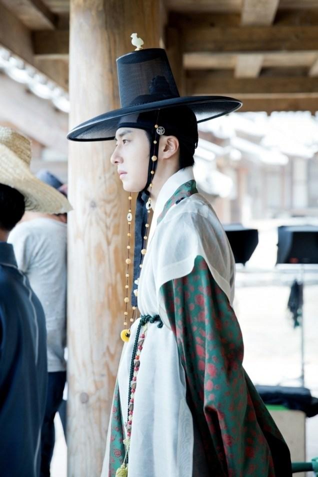 2014 7 29 Jung II-woo as Lee Rin, First Good Look 4