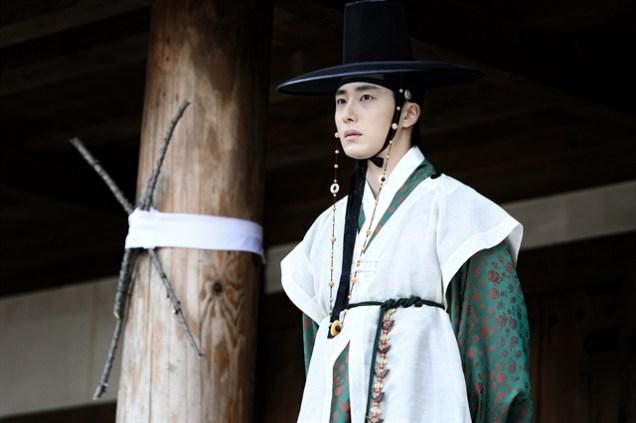 2014 7 29 Jung II-woo as Lee Rin, First Good Look 8