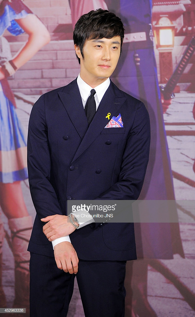 2014 7 29 Jung Il-woo at Night Watchman's Press Conference 25