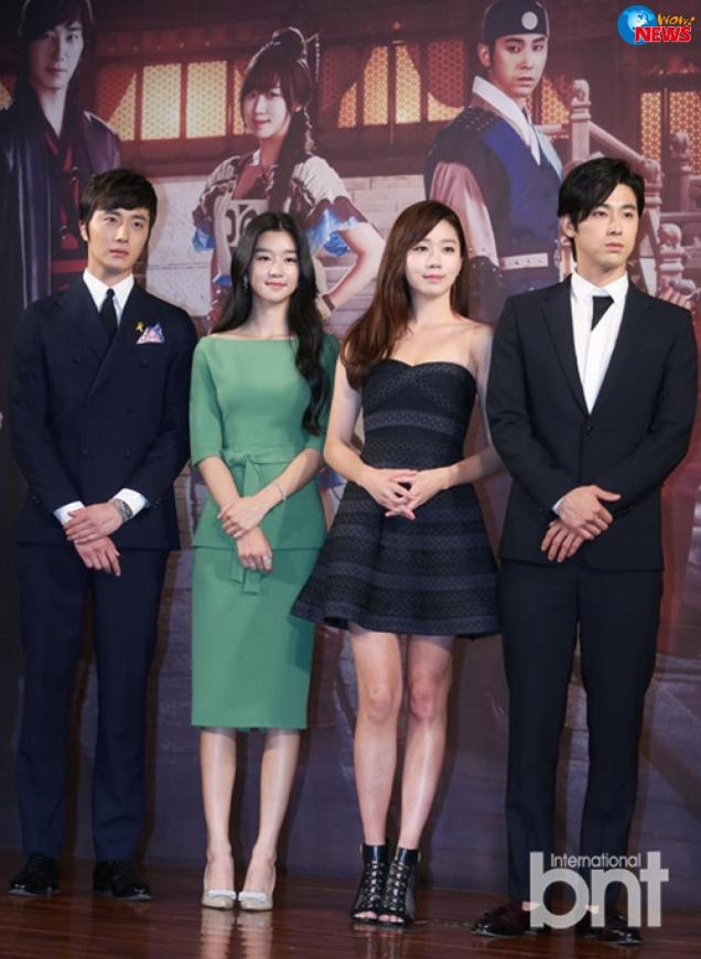 2014 7 29 Jung Il-woo at Night Watchman's Press Conference 5