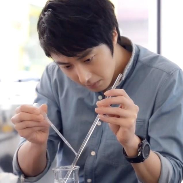 2014 7 Jung II-woo in Celebrity Magazine. Stills from videos Part 2 11