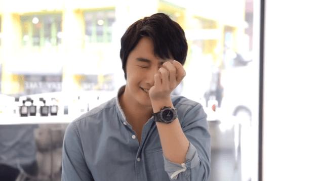 2014 7 Jung II-woo in Celebrity Magazine. Stills from videos Part 2 2