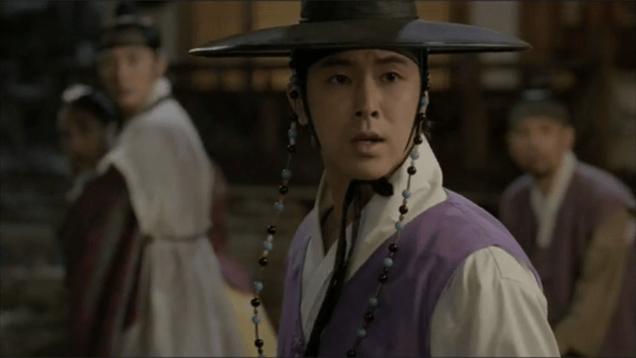 2014 8 11 Jung II-woo in The Night Watchman's Journal Ep 3 Fan13 15