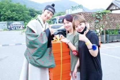 2014 8 5 Jung II-woo here comes Prince Lee Rin Cr. Starcast 30