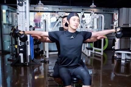 "2014 8 5 Jung II-woo ""here comes Prince Lee Rin"" Cr. Starcast 6.jpg"