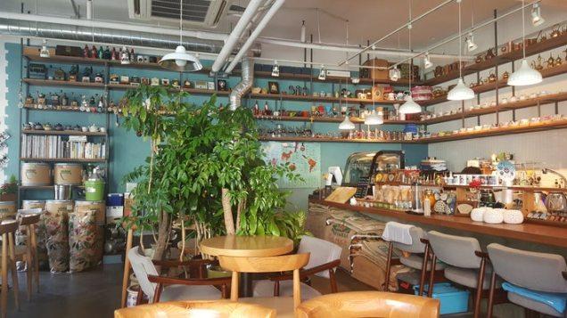 Jung II-woo in Cafe Atelier Fazenda11