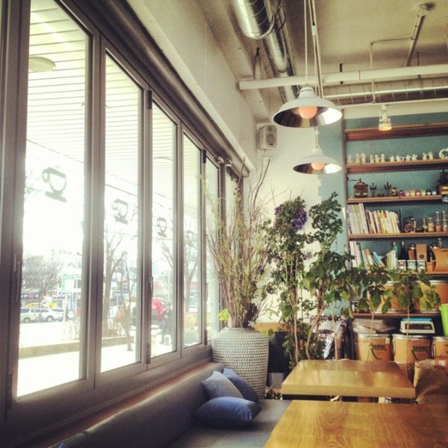 Jung II-woo in Cafe Atelier Fazenda12