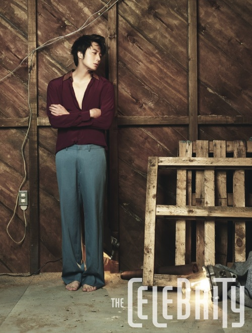 Jung Il-woo for Celebrity Magazine. July 2014. 00006