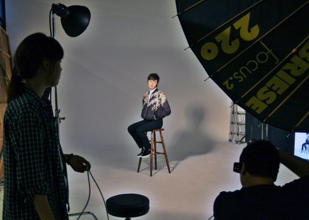 2014 8 Jung Il-woo for Harper's Bazaar Magazine 6