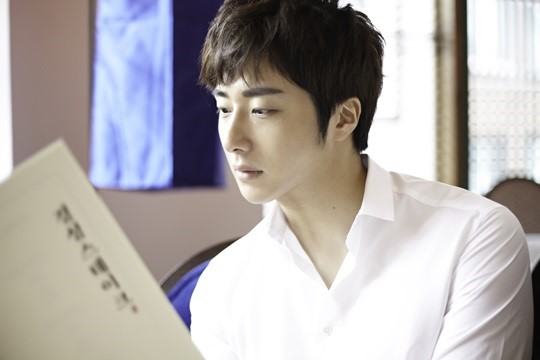 2014 9 Dating Jung II-woo Starcast.  18.jpg