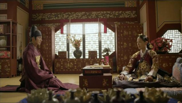 2014 9 Jung II-woo in Night Watchman's Journal Episode 10 4